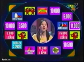 Filipino Messy Gameshow