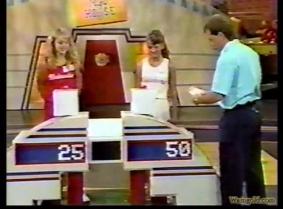 Vintage pie game 1988