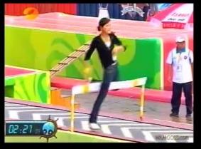 Chinese Gameshow wetlook 2007