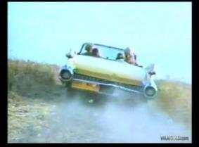 Vintage Wetlook Carwash film - 1960's