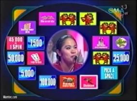 Filipino Messy Gameshow (2005)
