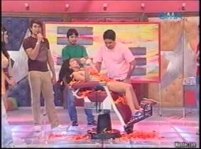 Filipino Pie Game (2001)