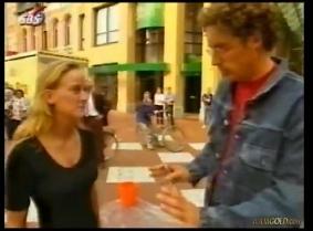 Dutch 90's messy show