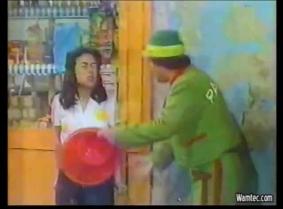 El Chavo wetlook