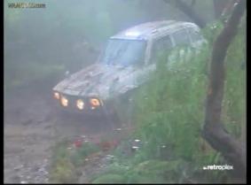 Safari 3000 mud scene