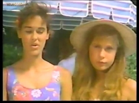 Gidget 80's series wetlook