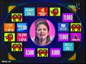 Whammy pie game show (2004)