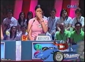 Filipino Messy Game 35