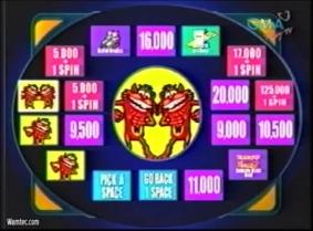 Filipino Messy Gameshow 2004