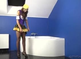 Wetlook Cosplay - Gypsy Girl