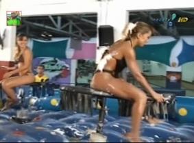 Messy gameshow Brazil