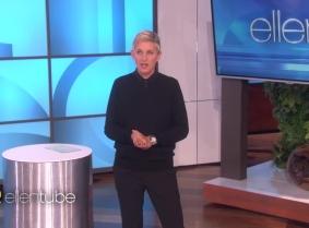 Make It Rain on Ellen Degenerate