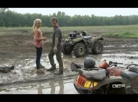 Sweet Home Alabama - mud scene