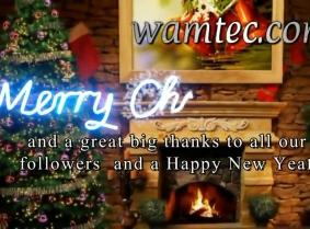 Merry Xmas from Wamtec