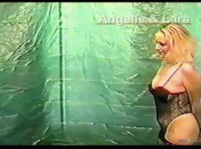 Angelle & Lara pie shoot