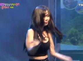Korean Wetllook Dance Show