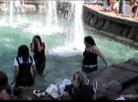 Russian Fountains Girls DD04C