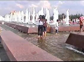 Russian Fountain Girls DD05C