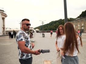 Russian candid girls