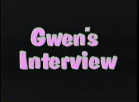 Custom Pie Video - Gwen