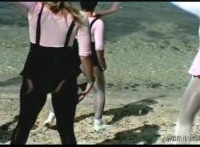 Beach Aerobics 1996